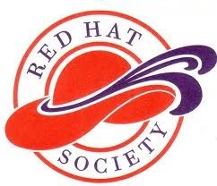 official red hat society logo